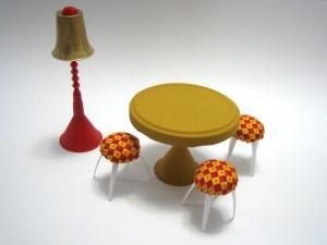 C mo hacer muebles para mu ecas gu a de manualidades - Como hacer muebles para casa de munecas ...
