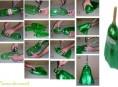 imagen Escoba de juguete con botellas plásticas