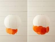 imagen Lámpara de papel renovada