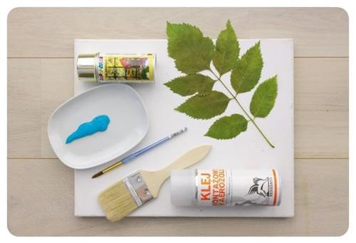 Como elaborar cuadros decorativos - Imagui