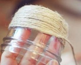 Manualidades y pretecnolog a reciclando papel y cuerdas for Cuerda de pita
