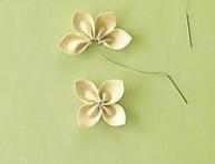 imagen Tres formas de hacer flores con fieltro