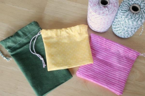 bolsas fáciles de tela 1