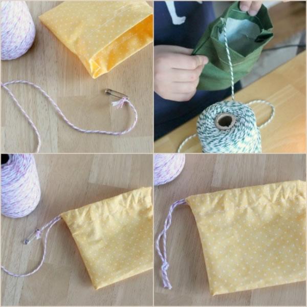 bolsas fáciles de tela 5