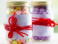 imagen Sorpresitas dulces reciclando materiales