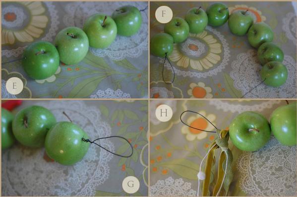 guirnalda de manzanas 4