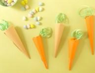 imagen Sorpresitas con forma de zanahoria