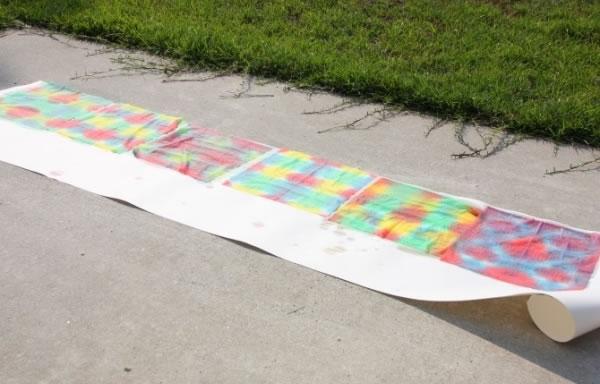 Coloridas mariposas de papel para jugar 4
