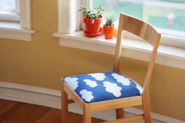 Cómo hacer un tapizado para sillas