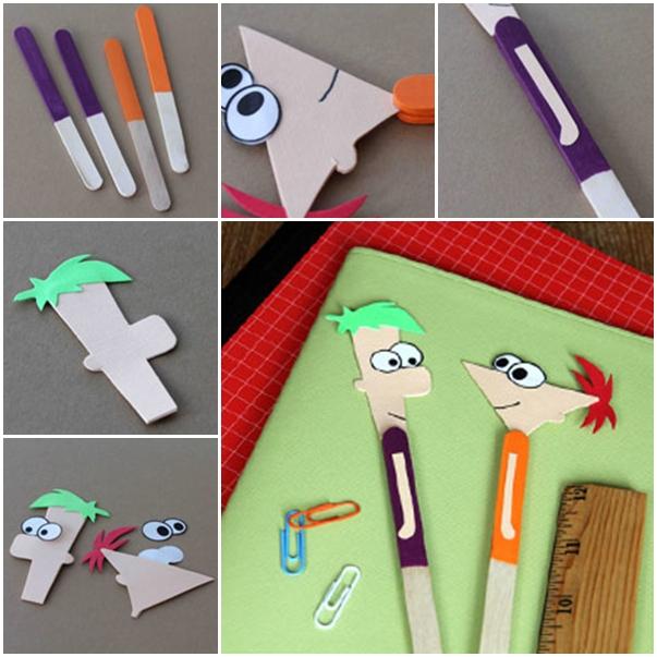 Separadores de Phineas y Ferb 1