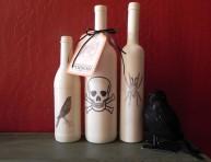 imagen Botellas de Halloween
