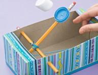 imagen Aprende a hacer una catapulta para jugar