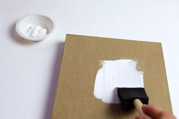 Caja de cartón decorada 3