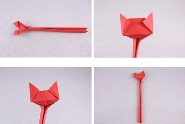 Gatitos de papel 5