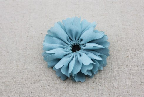 Flores de tela 5