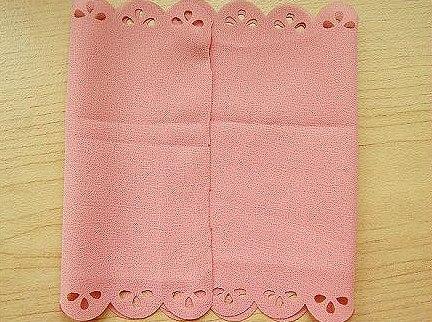 Moño de tela multiuso 2