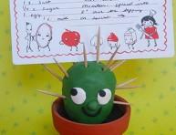 imagen Cactus porta recetas