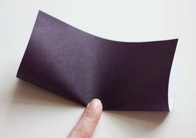 que es doblado de papel