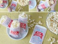 imagen Bolsas de popcorn personalizadas