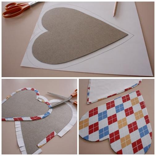 Caja con forma de corazón 2