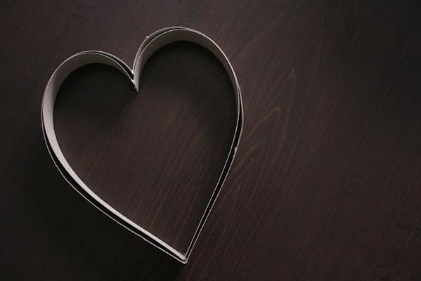 Caja con forma de corazón 3
