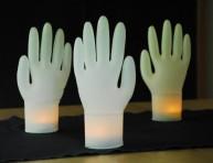 imagen Cómo hacer manos luminosas