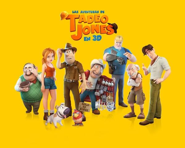 Juegos de Tadeo Jones