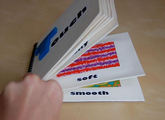 Libro de texturas para niños 1