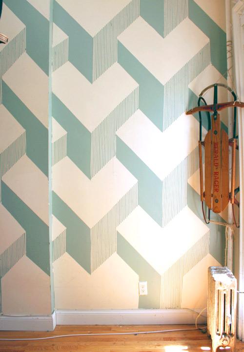 Pinta tus paredes en 3D 7