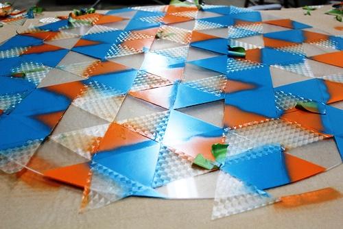 Pinta una mesa de cristal 5