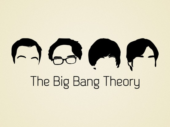 The Big Bang Theory en tus tazas - Patrón