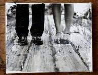 imagen Cómo transferir fotografías a lienzo