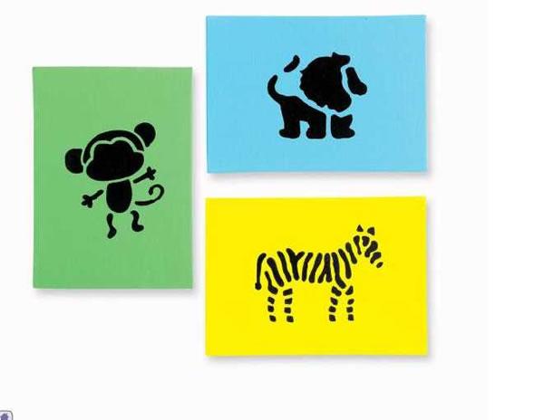 cuadros de animales 1