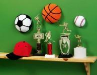 imagen Decoración con estilo deportivo