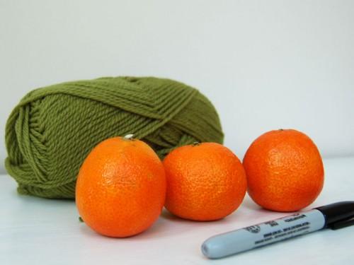 Naranjas como calabazas 1