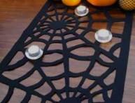 imagen Camino de mesa para halloween