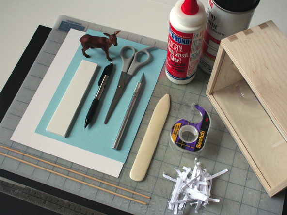 Cómo hacer un diorama 1