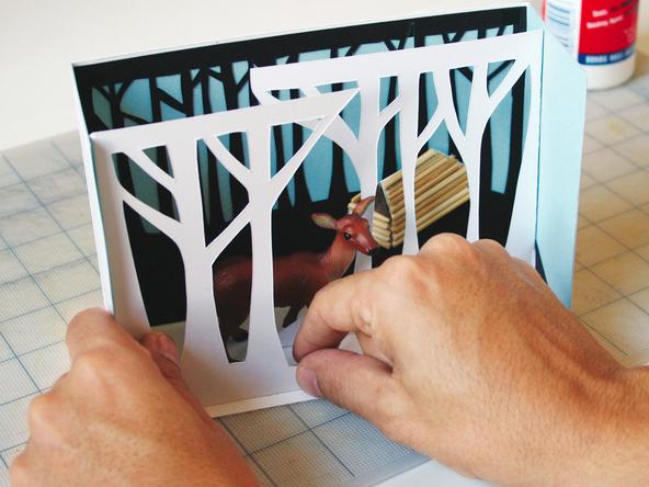 Cómo hacer un diorama 8