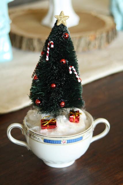 Una original decoraci n navide a gu a de manualidades - Decoracion navidena casera ...