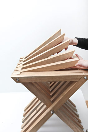 Aprende a hacer un taburete 8