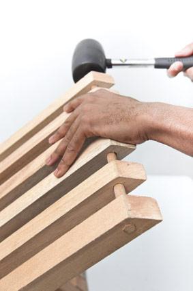 Aprende a hacer un taburete 9