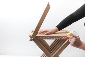 Aprende a hacer un taburete 10