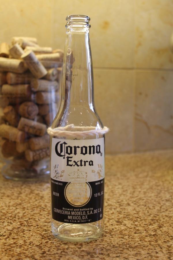 Haz un vaso de una botella 1