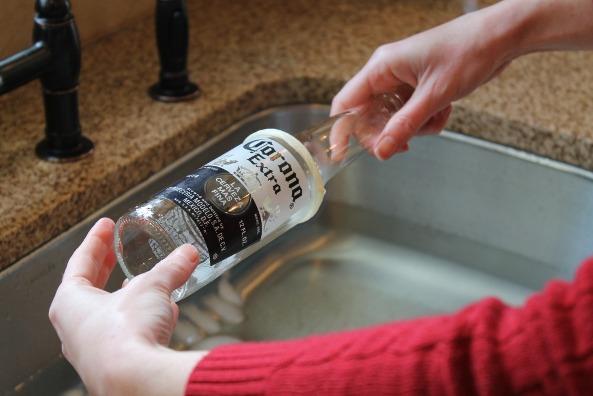 Haz un vaso de una botella 5