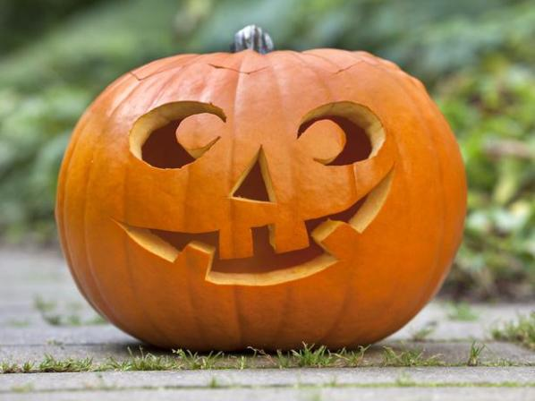 Ideas para decorar calabazas de halloween 1
