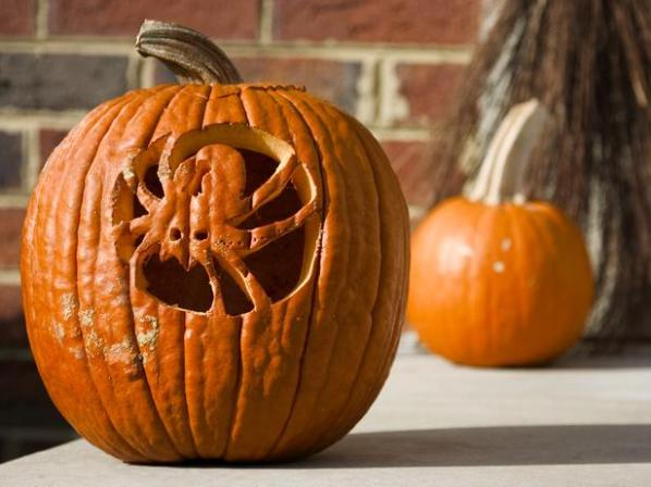 Ideas para decorar calabazas de halloween 5