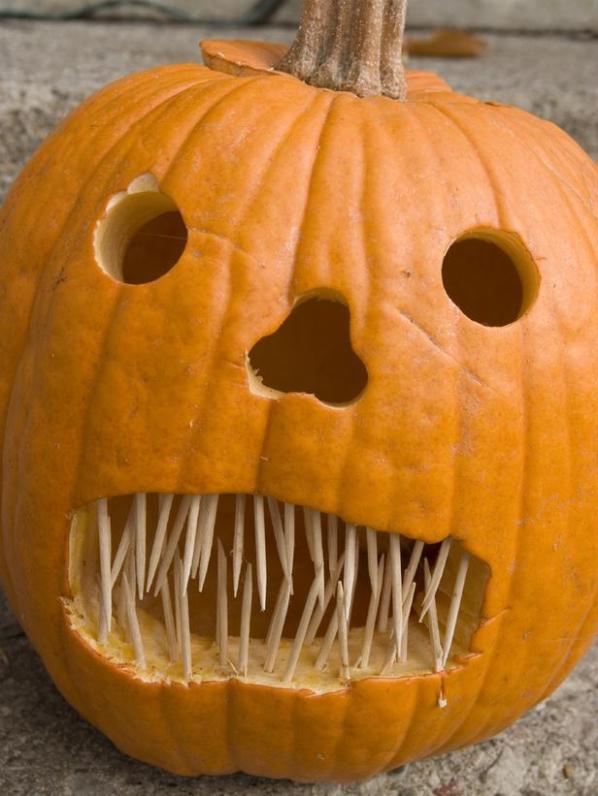 Ideas para decorar calabazas de halloween gu a de - Disenos de calabazas ...