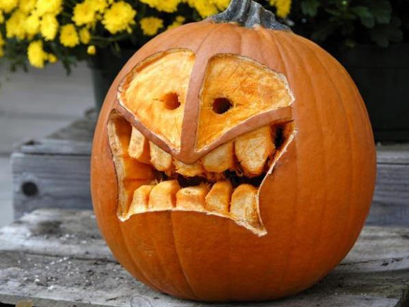 M s ideas para decorar calabazas de halloween gu a de manualidades - Decorar una calabaza de halloween ...