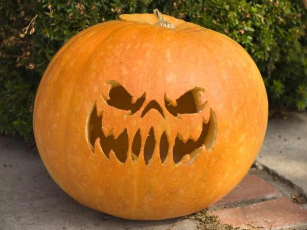 M s ideas para decorar calabazas de halloween gu a de - Plantillas para decorar calabazas halloween ...