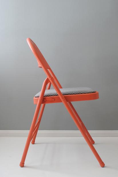 Renueva una silla plegable 7